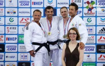 Nuno António é Campeão Europeu de Veteranos