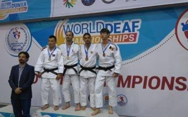 João Machado conquista medalha de bronze no Campeonato do Mundo de Surdos 2016